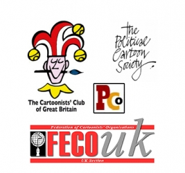 Professional cartoonist clubs in UK